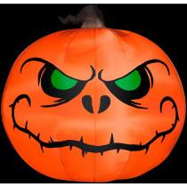 Airblown 5 ft. W x 5 ft. H Inflatable Reaper Pumpkin