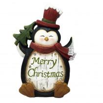 Alpine Penguin with LED Lights- TM