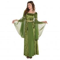Amscan Womens Renaissance Gown Halloween Costume