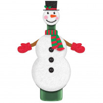 Amscan Christmas Snowman Bottle Cover (3-Pack)