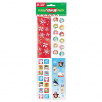 Amscan Christmas Stickers (432-Count 5-Pack)
