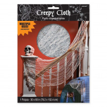 Amscan 60 in. x 30 in. Halloween Creepy Bloody Cloth (7-Pack)