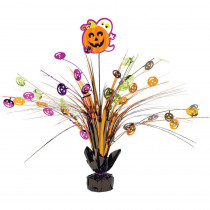 Amscan 18 in. Halloween Foil Spray Centerpiece (2-Pack)