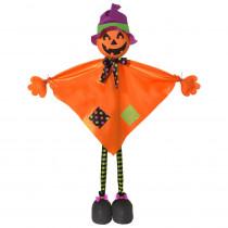 Amscan 36 in. Large Halloween Standing Jack-O-Lantern Prop