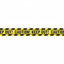 Amscan 20 ft. x 3 in. Halloween Caution Tape Banner (8-Pack)