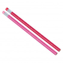 Amscan 7.5 in. Valentine's Day Pencils (12-Count, 5-Pack)