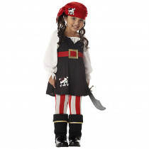 California Costume Collections Toddler Precious Little Pirate Costume