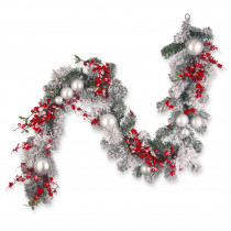 6 ft. Christmas Garland