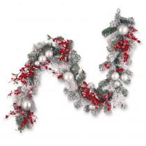 6 ft. Christmas Garland