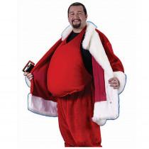 Fun World Adult Santa Belly Costume