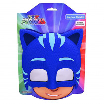 Officially Licensed  Pj Masks Cat Boy SunStaches
