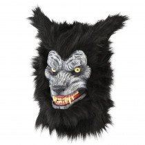 Home Accents Holiday 18.5 in. Animalistic Masks-Werewolf