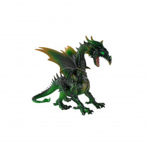 Home Accents Holiday 19 in. Earth Dragon with LED Eyes