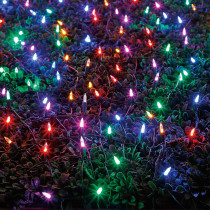 Home Accents Holiday 64 in. x 175 in. 400-Light LED Multi-Color Christmas Tree Wrap with Color Changing Lights