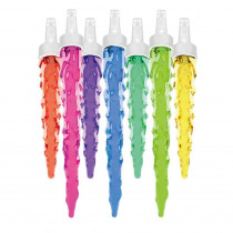 App 24-Light Multi Color Icicle LED Light
