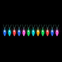 LightShow 24-Light ColorMotion C9-Deluxe Light String
