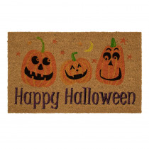 Home Accents Autumn Words 18 in. x 30 in. Coir Door Mat