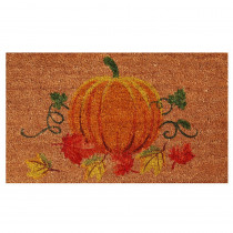 Home & More Nature's Bounty 17 in. x 29 in. Coir Door Mat