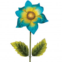 Regal 65 in. Giant Flower Stake - Blue