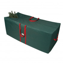Richards Green and Red 58 in. Artificial Tree Storage Bag