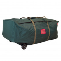 TreeKeeper Big Wheel No Drag Green Super Duffel