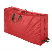 Whitmor Christmas Storage Collection 11.50 in. x 27 in. Christmas Tree Rolling Storage Bag