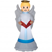 Airblown Holiday 6 ft. pre-liter Inflatable Angel A