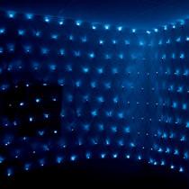 Aleko 300 LED White Net String Lights