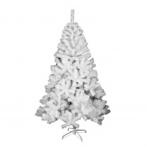 Aleko 5 ft. Unlit Washed Artificial Christmas Tree