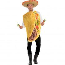 Amscan Mens Taco Costume Standard