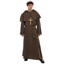 Amscan Medieval Friar Men's Halloween Costume Standard
