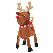 Amscan 21 in. x 13 in. Reindeer Christmas Hat