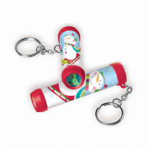 Amscan Winter Christmas Clip On Kaleidoscopes (12-Count 3-Pack)