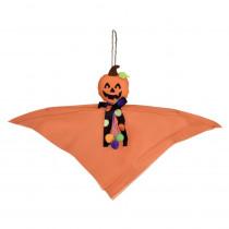 Amscan 12 in. Halloween Value Jack-O ft.-Lantern Hanging Decoration (8-Pack)