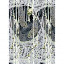 Amscan 4 ft. x 40 ft. Spider's Lair Scene Setter