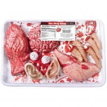 Amscan 13.5 in. Halloween Meat Market Value Pack