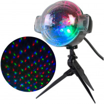 AppLights LED Sparkling Stars-61 Programs Spot Light Projector