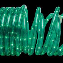 Brite Star 18 ft. 50-Light Green Rope Light
