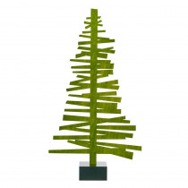 33.1 in. Christmas Vail Tree Decoration
