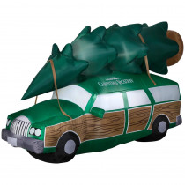 8 ft. Inflatable National Lampoons Christmas Vacation Station Wagon