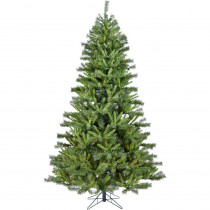 Christmas Time 7.5 ft. Norway Pine Artificial Christmas Tree