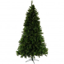 Christmas Time 6.5 ft. Pennsylvania Pine Artificial Christmas Tree