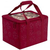 Classic Accessories Seasons Ornament Organizer and Storage Bin