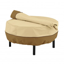 Classic Accessories Veranda Cowboy Fire Pit Grill Cover and Storage Bag