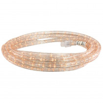 Commercial Electric 6 ft. Incandescent Clear Rope Light Kit