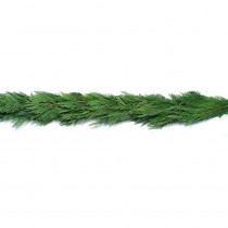 Cottage Farms Direct 20 ft. Fresh Evergreen Cedar Christmas Garland
