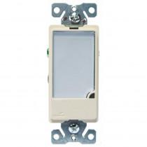 Eaton 1-Watt 120-Volt Almond Full Integrated LED Hallway Nightlight Heavy Duty Grade