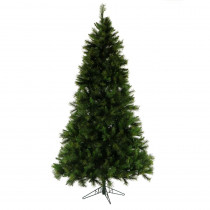 Fraser Hill Farm 10 ft. Unlit Canyon Pine Artificial Christmas Tree