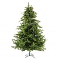 Fraser Hill Farm 12.0 ft. Unlit Foxtail Pine Artificial Christmas Tree