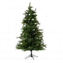 Fraser Hill Farm 10 ft. Unlit Southern Peace Pine Artificial Christmas Tree